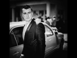 Macedonian Orthodox Groom by hypertech