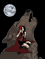 Riding Hood COLORS by hizodges-11