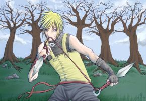 Naruto the olde. by debingth