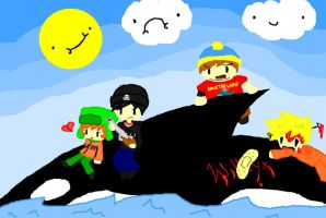 South Park Free Whale Willzyx Whores by Dr-Doctor56