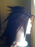 Zack Wig by Zell-Ecstasy