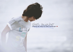 Choi Minho Wallpaper by LikeSyncope