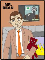 Mr. Bean by backerman