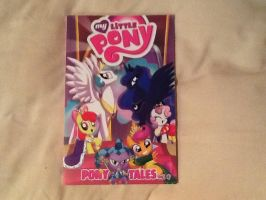 My Little Pony Tales Comic Book Vol.2 by extraphotos