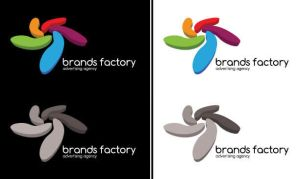 brands factory ver1 logo by AndexDesign