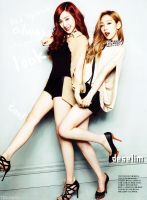 TaeNy Elle Girl Edit 1 by TokinhaFujoshi