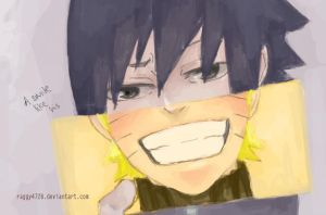 A smile like his. by Ragginess