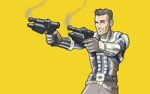 SWTOR Captain Denk by beamer
