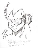 Raditz_Kakarot's Brother by VegetasLittleLover