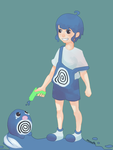 poliwag by Aquaelle