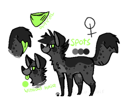 Spots REF [NOT MINE] by LoserDoge