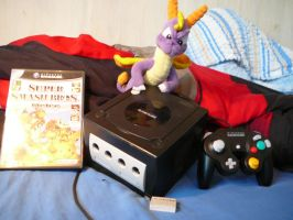 the game cube by victorymon