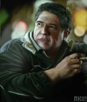 Vincent Pastore-Zach in Revolver movie by nockiman