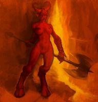 hell porn by Aberiu