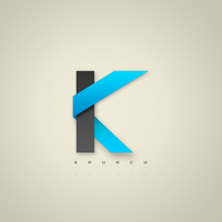 Krunch Logo by krunchh