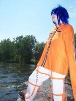 Air Gear: Akito 3 by DeadKoiBunny