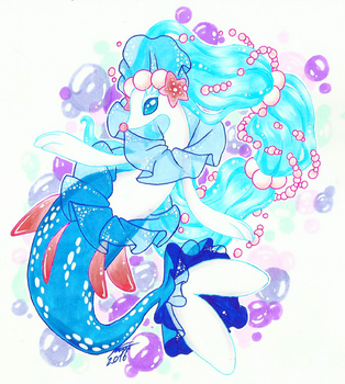 Primarina by Cat-with-a-Crown