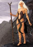 EverQuest Enchanter by Nianya
