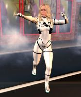 Sue Storm by cattle6