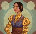 Dragon Age: Inquisition - Josephine by AllNamesAreClaimed12