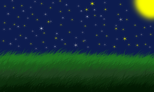 FREE night time background by BoneXScourge11