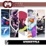 G4G Presents: Undertale Submission Preview #8 by GamersforGood