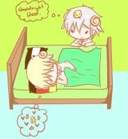 Hetalia: Germany and Prussia by DawnDove
