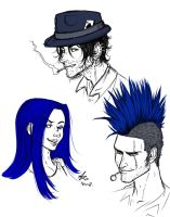 Fallout 3 - Motley Crew by psycrowe