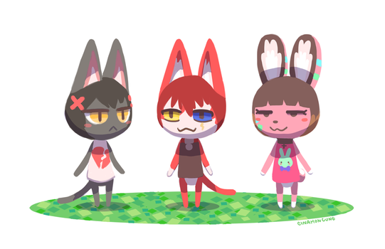 ACNL-fied? by Cuney