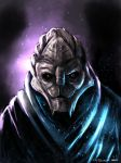 Turian Speed Paint 2 by Arukun14