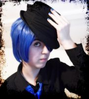 Kaito - You're My Only One by ember-ablaze