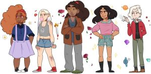 GAY VAMP SQUAD by phillipant