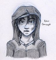 NC - The Hooded by leighanief
