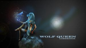 Wolf Queen by endzone7