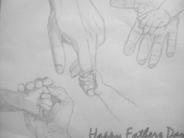 Happy Fathers Day by wolfgrl22