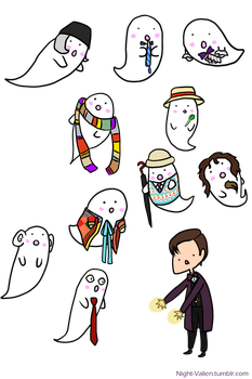 Doctor Boo by Rin8