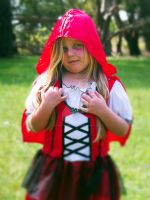 Little Red Riding Hood by Enchanted-Red-Rose