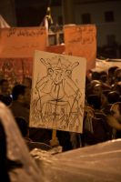 The Egyptian Revolution 3 by Moesherif