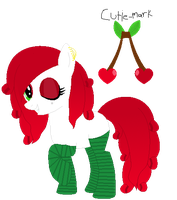 Charming Cherry [Re-design + Slight Reference] by ThePoneSenpai