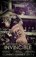 Michael Jordan: Invincible by IshaanMishra