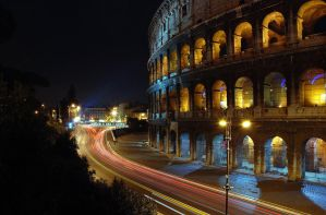 Night Coliseum 7042482 by StockProject1