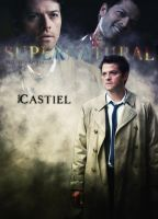 Castiel by VictoriaHime