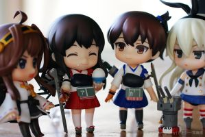 Kancolle get together! by Awesomealexis1