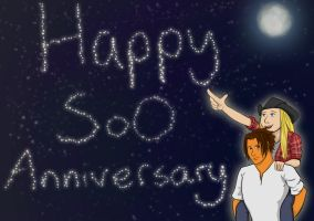 Happy Anniversary! by Dreamfollower