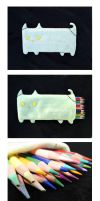 Cat Pencil Pouch 4 by uglykat