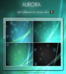 Aurora light Wallapers by darpan-aero