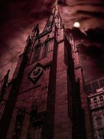 Haunted Cathedral by sonicaust