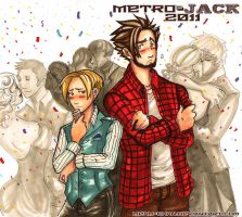 Metro-Jack New Years Special by Meam-chan