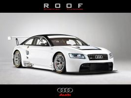 AUDI A5 GT. by ROOF01