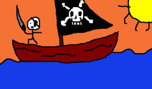 Pirating by katielyne